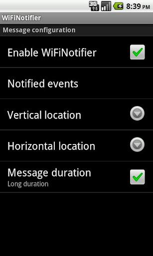 WiFiNotifier
