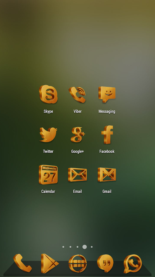 Grove Multilauncher Icon Pack Screenshot 18