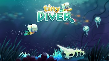 Screenshot of Tiny Diver