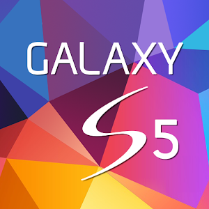 GALAXY S5 体験アプリ Icon