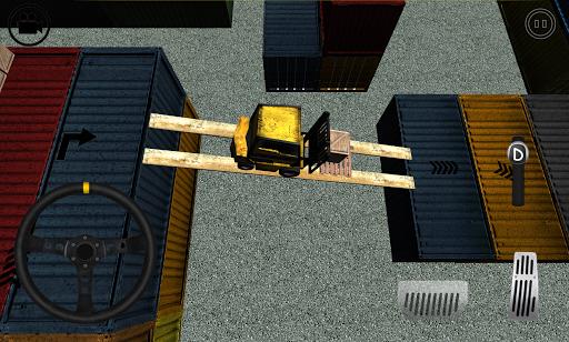 Parking Mness - screenshot