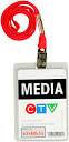 CTV Media Badge
