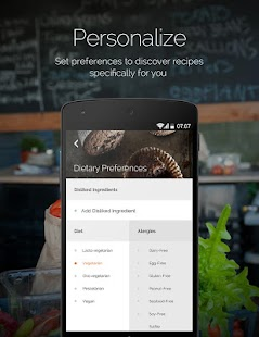 Free Download Yummly Recipes & Shopping List APK for Blackberry