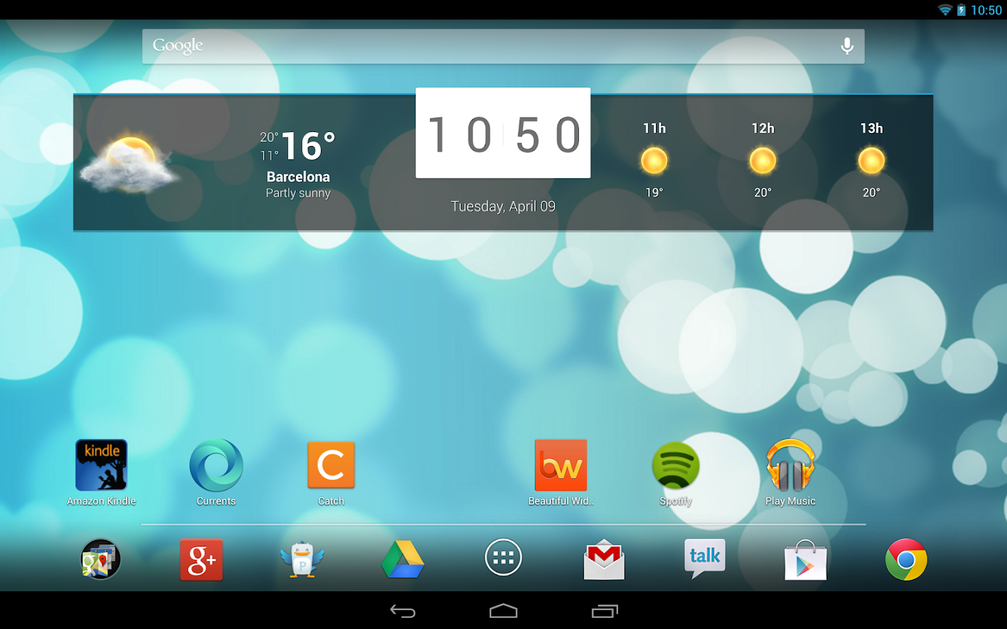 Beautiful Widgets Pro Screenshot 13