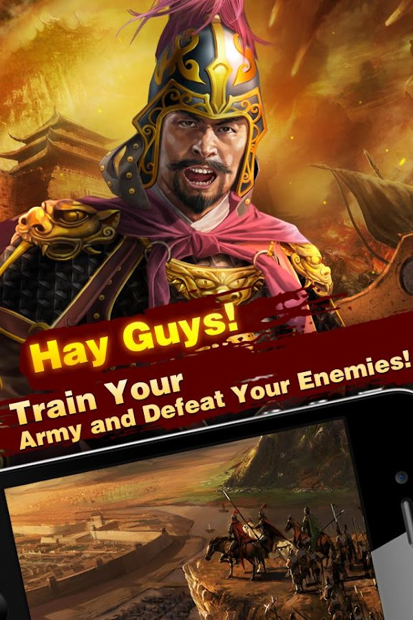 three kingdoms Screenshot 4
