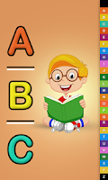 Screenshot of Kids ABC - All Alphabets FREE