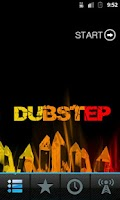 Screenshot of Dubstep Radio