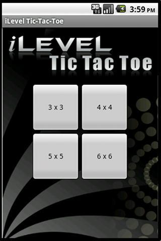 iLevel Tic Tac Toe