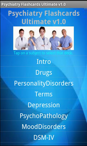 Psychiatry Flashcards Ultimate