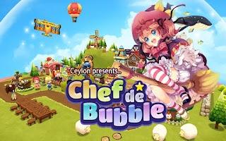 Screenshot of Chef de Bubble