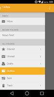 Screenshot of Material Design L CM11 Theme