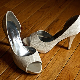Clothing and Shoes by Patricia Zollmann-Kissinger - Wedding Details ( artistic, object )