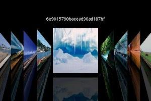 Screenshot of Image Flow