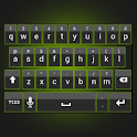 Sleek Green Keyboard Skin icon