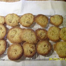 Lemon Raisin Cookies