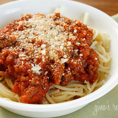 Crock Pot Bolognese Sauce Recipes — Dishmaps