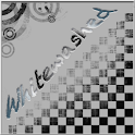 Whitewashed Go Launcher EX icon