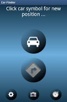 Screenshot of Carfinder - Where is my car