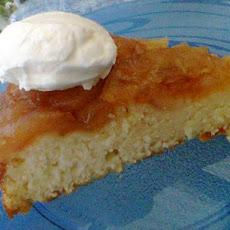 Blue-Ribbon Apple Cake