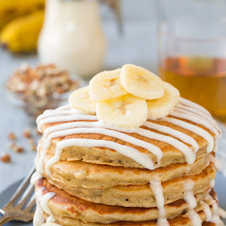 Banana Cream Cheese Pancakes Recipes