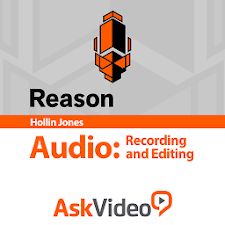 Record & Edit Audio in Reason