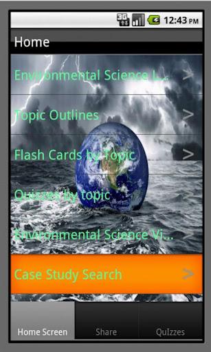 Environmental Science Buddy