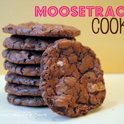 Moose Tracks Cookies