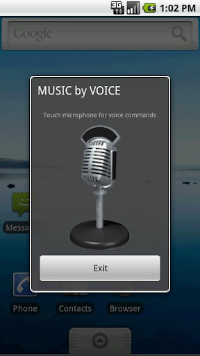 MUSIC by VOICE DEMO