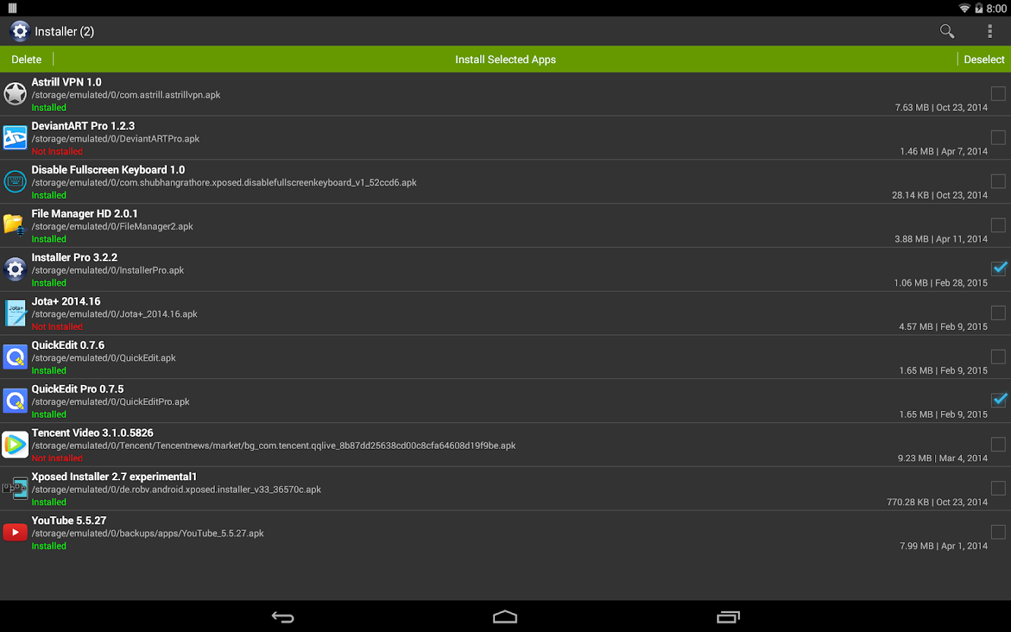 Installer - Install APK Screenshot 5