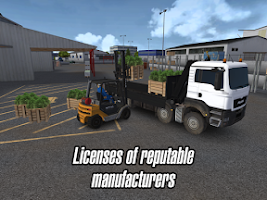 Screenshot of Construction Simulator 2014
