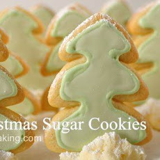 Christmas Sugar Cookies Tested