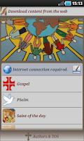 Screenshot of My Catholic Prayers