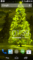 Screenshot of Dream Christmas Live Wallpaper
