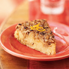 Spirited Bread Pudding