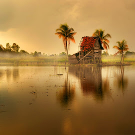 Lumpatan by Mursyid Alfa - Landscapes Prairies, Meadows & Fields