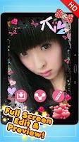 Screenshot of My Photo Sticker HD