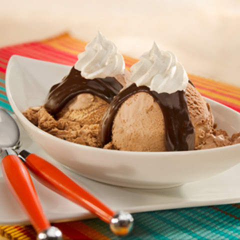 Mexican Hot Chocolate Sundaes