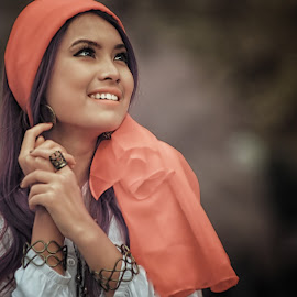 by Deny Prasetiyo - People Portraits of Women