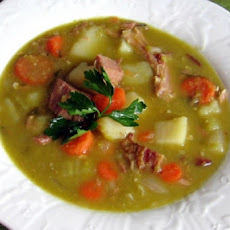 New Year's Celebration Soup