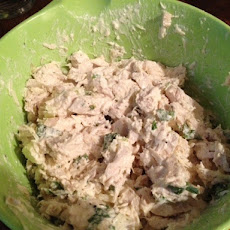Best Basil Chicken Salad
