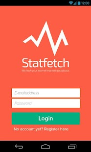 Statfetch - screenshot