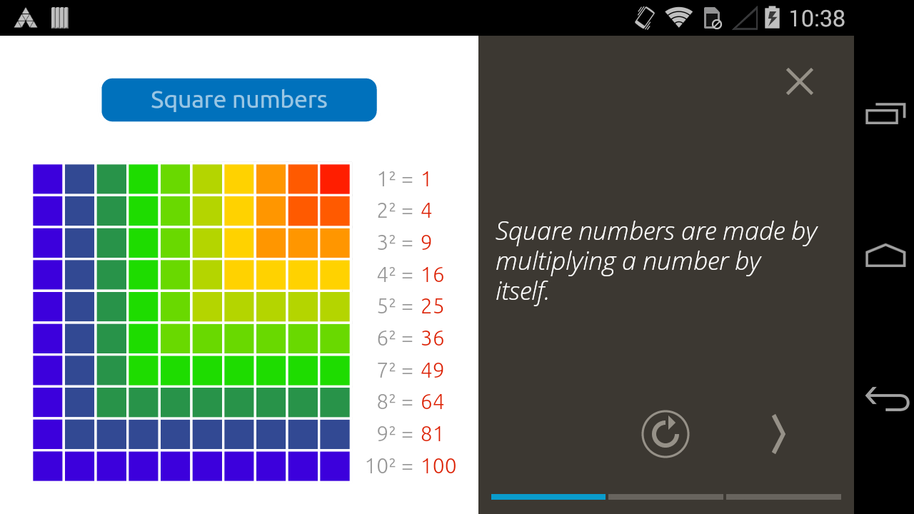 KS3 Maths: Core - nimbl Screenshot 1