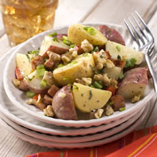 Herbed Walnut Potato Salad