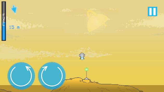 Powered Descent (No Ads) apk screenshot