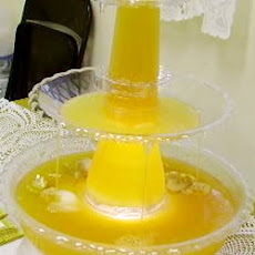 Golden Wedding Punch