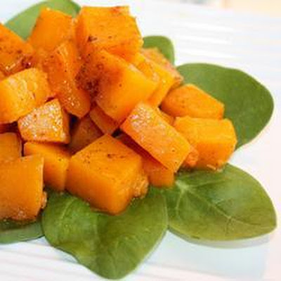 Simple Baked Squash