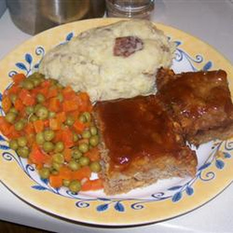 Meatloaf recipe using pork sausage