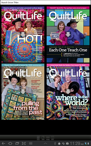 The Quilt Life