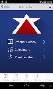 STAR-SEAL® Contractor Resource - screenshot
