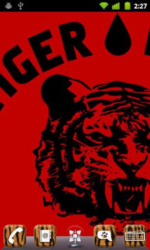 Tiger Blood Theme